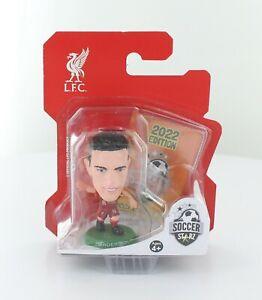 Jordan Henderson Liverpool SoccerStarZ 2022 MicroStars Green Base Blister