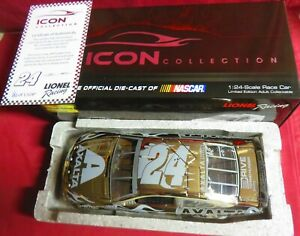 JEFF GORDON, 1/24 RCCA-ACTION ELITE, 2015 SS, AXALTA, CONS  1 OF 1,524