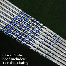 Project X LZ Loading Zone .370 Parallel Iron Shafts 8pc 105g 5.5 Regular NEW