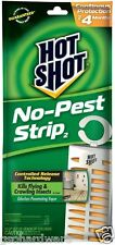 Hot Shot 5580 NO-PEST STRIP Insect Bug Strip NEW!!