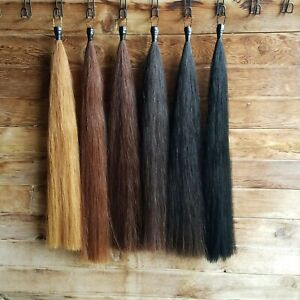 Horse TAIL Extension New 1/2lb 36 by KATHYS TAILS Choice of color. Free Bag
