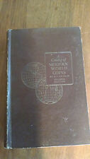 1957 CATALOG OF MODERN WORLD COINS 2ND EDITION R.S.YEOMAN NUMISMATIST COLLECTOR