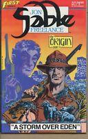 Jon Sable Freelance 1983 series # 3 near mint comic book