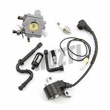 STIHL Chainsaw MS260 026 MS 260 024 MS240 Carburetor IGNITION COIL SPARK PLUG