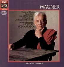 Wagner-Ouvertures, des illusions, Karajan/Berlin Philharmonique-EMI dmm LP
