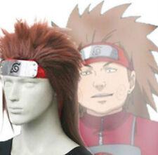 Hokage Akimichi Choji Brown In The Long Section Cosplay Anime Wig