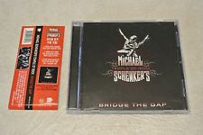 Bridge The Gap by Michael Schenker's Temple of Rock (CD, 2013) Bonus Track w OBI