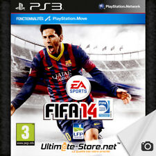 Jeu PS3 Fifa 14 2014 + Publicité & Feuillet DLC - PlayStation 3 - EA Sports (2)
