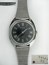 Vintage VOSTOK Wostok 2414A Mechanical 17 jewels WRIST WATCH USSR