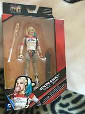 Suicide Squad  Dc comics   multiverse  Harley Quinn   6 inch figure set