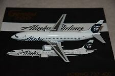 Gemini Jets 1/200 Gemini200 Alaska Airlines Boeing 737-400 G2ASA296
