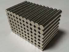 100 Neodymium N52 Cylinder Disc Magnets Super Strong Rare Earth 95mm X 25mm