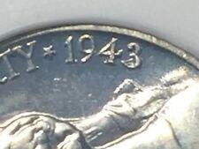 1943/2 P 5C Jefferson Nickel, ANACS MS 64, 5 Full Steps, Very Rare Variety