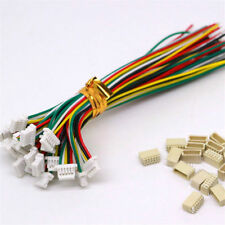 10 Sets JST SH 1.0MM 5-Pin Connector Plug Male Female With Wire Cable 2018