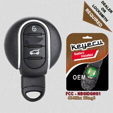 OEM Smart Remote Key Fob 434MHz for BMW Mini Copper 2013-2017 Fcc # NBGIDGNG1