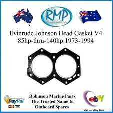 A Brand New Evinrude Johnson Head Gasket V4 85hp-thru-140hp 1973-1994 # 318358