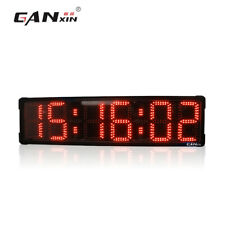 [GANXIN] Double-sided Outdoor Race Timer Led Digital Marathon Countdown Clock