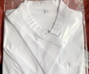 Virgin Vivienne Westwood Female Cabin Crew Uniform shirt Blouse sz10