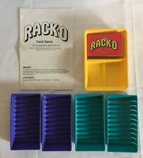 RACK-O ~ 40073 ~ Parker Bros. ~ 1992 ~ Replacement Pieces