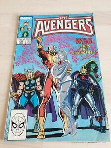 MARVEL THE AVENGERS COMIC (1988) #294