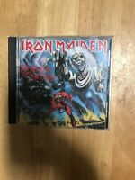 Iron Maiden The Number Of The Beast US CD Initial BMG Music Club Issue