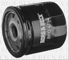 BORG & BECK OIL FILTER FOR NISSAN QASHQAI CLOSED OFF-ROAD VEHICLE 1.5 81KW