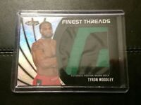 #4/8 Tyron Woodley Rare Octo Octafractor Jumbo Relic 2012 Topps UFC Finest