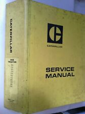 Caterpillar D5B Tractor Service Manual. Genuine Cat book.
