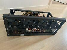RiG de minage non assemblé pour ATX et 12 x GPUs