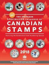 Harris Robin (ed.) 2018 Unitrade Specialized Catalogue of Canadian Stamps P.D.F
