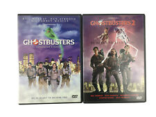 Ghostbusters 1 And 2 DVD Set