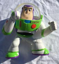 Walt Disney Pixar Mattel Buzz Lightyear Talking Action Figure Space Toy Story