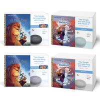 NEW Google Home Mini Smart Speaker + Disney Little Golden Books Bundle