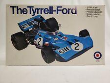 Entex The Tyrrell-Ford Model Kit