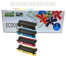 4 Color Toner Cartridge Set for Brother TN210 TN-210 HL 3040 3070 3040CN 3070CW