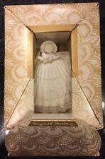 "Margaret Furlong 1988 Angel Ornament ""Holly"" Mint In Box"