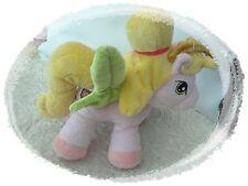 Simba Filly Fairy Echo Pferd Pegasus  rosa gelb Schmusetier Kuscheltier 21cm