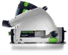 "Festool TS 55 REQ Imperial Plunge Cut Track Saw 575388 (With 55"" Rail)"