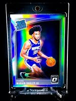 2018-19 Donruss Optic HOLO SILVER RC Rated Rookie Prizm SP Marvin Bagley III 🔥