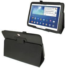 Samsung Galaxy Tab 3 10.1 (P5200/P5210) Tablethülle Tasche Case DE schwarz 1269B