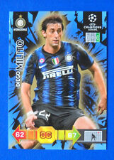 CARD PANINI ADRENALYN CHAMPIONS LEAGUE 2010/11 - MILITO - INTER
