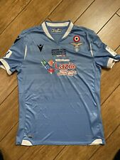 Maglia Shirt Jersey Finale Supercoppa Lazio Serie A Luis Alberto 10 2019 2020