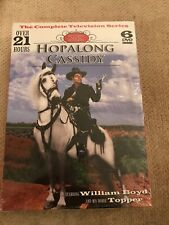 Hopalong Cassidy: The Complete Television Series (DVD, 2016, 6-Disc Set)