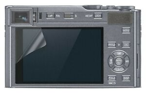 Leica C-Lux LCD Clear Display Protection Foil Genuine Leica 18866