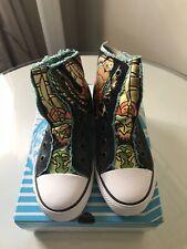 Ed Hardy Highrise Slip- On Shoes, Kids Unisex Size 3