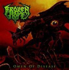 Omen of Disease 5051099834521 by Broken Hope CD