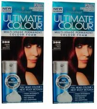 Schwarzkopf Unisex Red Permanent Hair Colouring