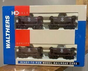 HO Scale Walthers DM&IR/Duluth Missabe & Iron Range Ore Jenny 4 Car Set