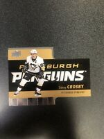2015-16 Upper Deck Tim Hortons - Sidney Crosby #TH-11 - Die-Cut Free Ship OBO