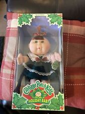 Cabbage Patch Kids Holiday Baby 1995 Boxed 17605 Mattel Doll
